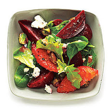 Beet and Blood Orange Salad