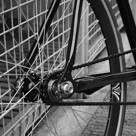 by Jess Forsdyke - Transportation Bicycles