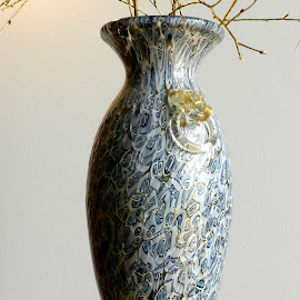 Murrina vase by Isabella Scotti - Artistic Objects Glass (  )