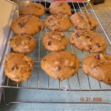 Pumpkin Chocolate Chip Cookies I