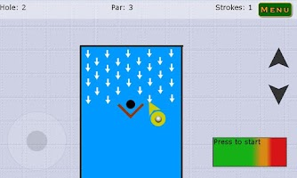 Screenshot of Mini Golf Classic Free 1