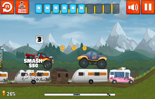 Screenshot of Grand Truckismo