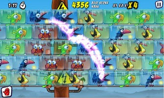 Screenshot of Bird Zapper!