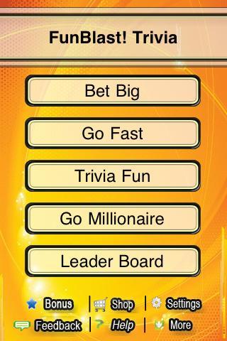 FunBlast Trivia Quiz Lite