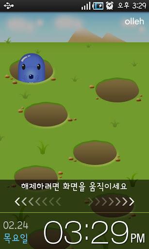 Touch Moles