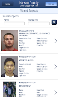 Nassau County NY CrimeStoppers - screenshot