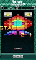Screenshot of Brick Breaker Special Edition