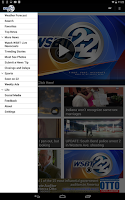 Screenshot of WSBT-TV News