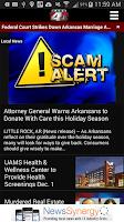 Screenshot of KARK 4 News