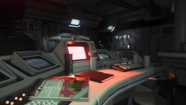 First Alien: Isolation screens leak out