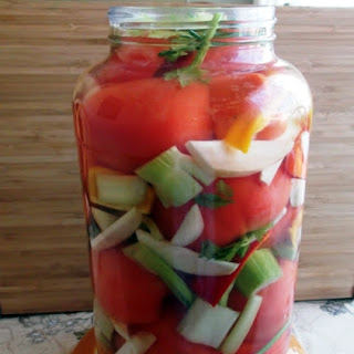 Got Too Many Tomatoes? Pickle Them Russian Style!