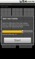 Screenshot of Sudoku Arcade