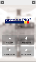 Screenshot of Arredo Più