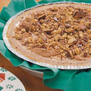 Mocha Ice Cream Pie