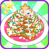 Gingerbread Cookie Trees APK Icon