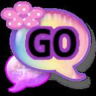GO SMS THEME/PastelDaisy4U icon