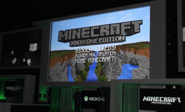 Custom servers being considered by Mojang for Minecraft on Xbox One