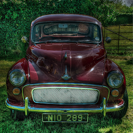 Morris by Kevin Ward - Transportation Automobiles
