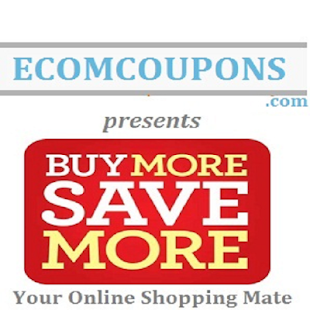 Ecom Coupons - Online Shopping - screenshot