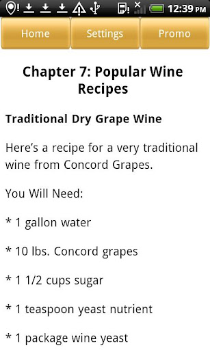 【免費生活App】Mastering Wine Making-APP點子