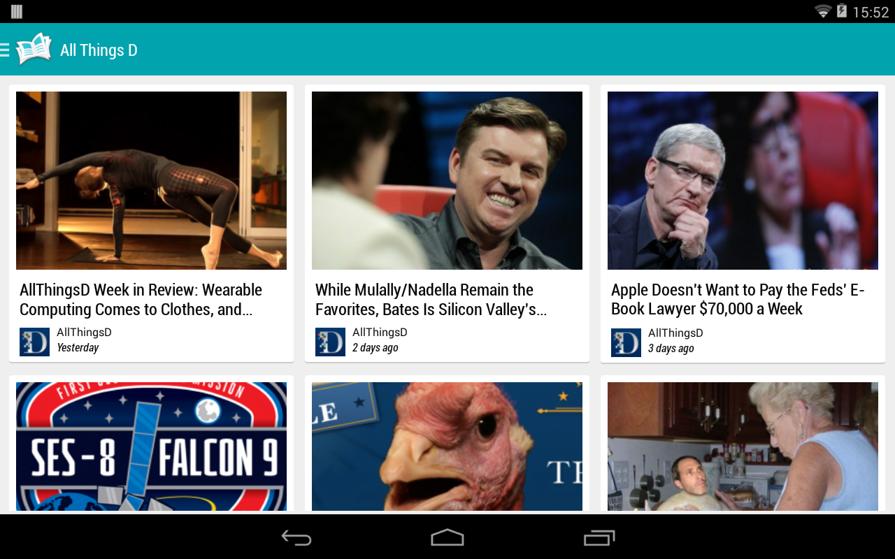 Paperboy | Feedly | RSS | News reader Screenshot 13