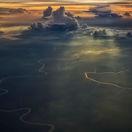 Light Play by Andreas Sugiarto - Landscapes Cloud Formations ( Earth, Light, Landscapes, Views )