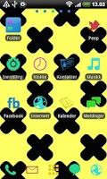 Screenshot of Pastel GO Launcher EX Theme