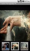 Screenshot of Creative Photography HD