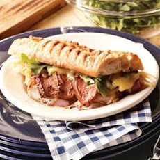Butcher's Steak Sandwiches