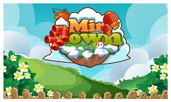 Screenshot of MiniTown
