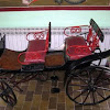Vintage Antique Horse Carriage