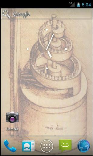 【免費個人化App】Da Vinci Live Wallpaper-APP點子