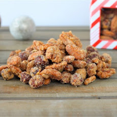 Classic Holiday Recipes made with Classic Ingredients! #DiamondNuts