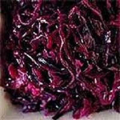 German Braised Red Cabbage