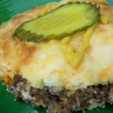 Low Carb White Castle Casserole