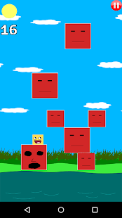 Blocky Jump - screenshot