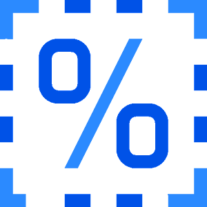 Application to calculate a discount or other, useful also to calculate the VAT. APK Icon