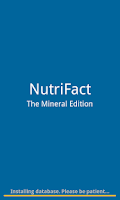 Screenshot of NutriFact :: Minerals