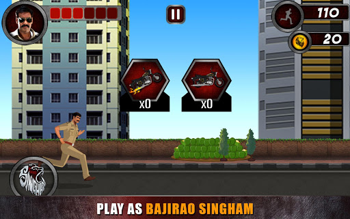 Singham Returns – Action Game - screenshot