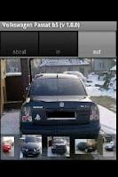 Screenshot of Volkswagen Passat b5