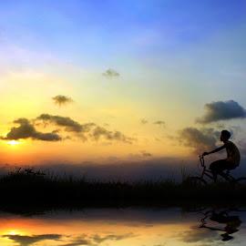 by Anton Suwarno - Transportation Bicycles