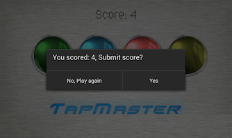 Screenshot of TapMaster - Speed Test