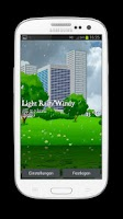 Screenshot of CITY! Weather Wallpaper Lite