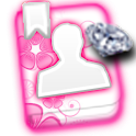 GO CONTACTS - Flower Diamonds icon