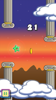 Screenshot of Flappy Star™