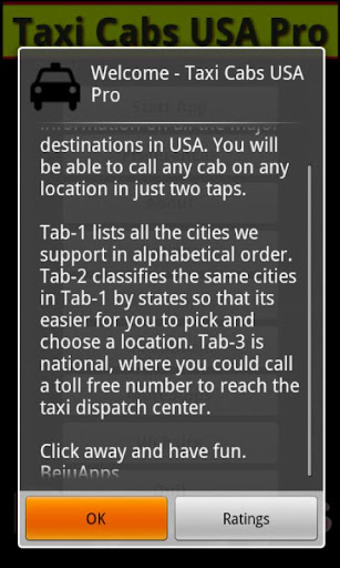 免費交通運輸App|Taxi Cabs USA Pro|阿達玩APP