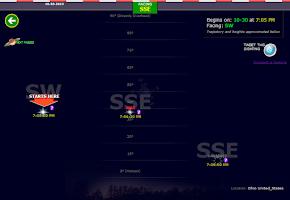 Screenshot of Space Station Finder