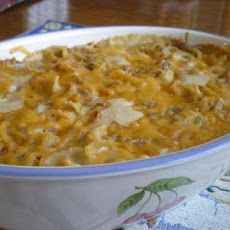 Healthy Tuna Casserole (Low-Fat)
