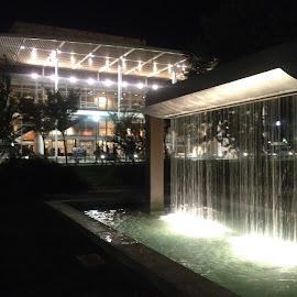 Water and Lights by Jodie Buschman - Buildings & Architecture Other Exteriors