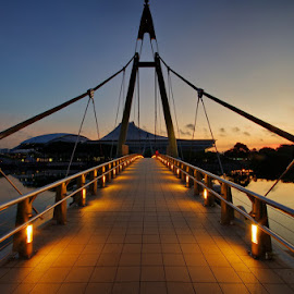 by Ken Goh - Buildings & Architecture Bridges & Suspended Structures